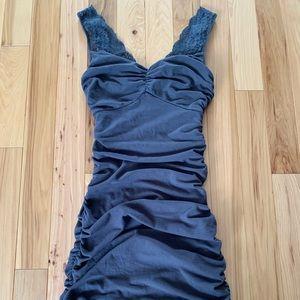 Express Bodycon Sexy Dress Sz Small